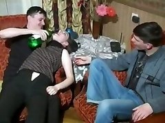 Russian Bisex Party