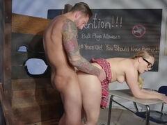 Sceny seksu porno