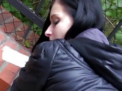 Mofos - Public Pick Ups - Rosalinda - Prague Pussys the top