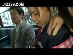 breasty schoolgirl fucked on bus 02