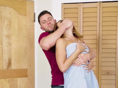 Spontaneous sexual domination over Adriana Chechik