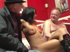 truly prozzie gets railed newbie vid 1