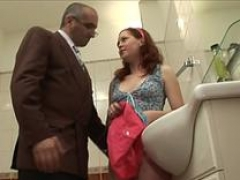 delighting an grown-up teacher non-pro clip 6
