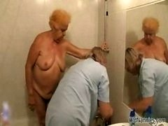 Dirty Mature Woman Goes Mad Getting Her Part1