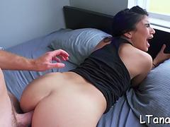 Sweet tight anal fuck scenes in free HD videos