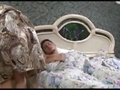 russian stepmom fucked hard and creampied