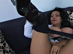 μπότες φετίχ πορνό γαμημένο τριχωτό μαύρα κορίτσια