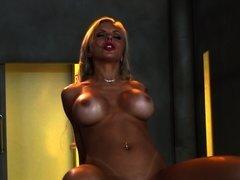 Veľké tit eben MILF porno