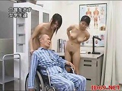Japanese AV Adult model undressed and also playing