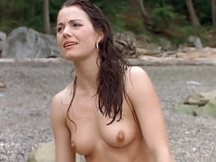 Erica Durance Naked Chapter In House Of The Dead ScandalPlanet