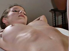 rilee massage and vibrators to orgasms