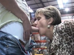 Unfaithful english eager mom female sonia displays her huge jugs