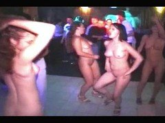 Naked Night Club Dancers 1
