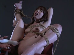 Awesome Rina Uchimura featuring bondage XXX video