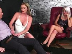 clothed mistresses jerk british sex 1
