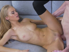Sensual tease blowjob and fuck with ukrainian bride Nancy A