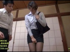 KIL-103 Erotic Pantyhose Lady Teacher Who Accidentally Leaked You At Home