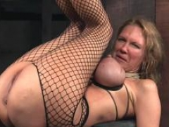 Weeing submissive Mom i`d like to fuck getting dominated