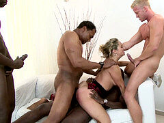 Planet gangbang - sequence two
