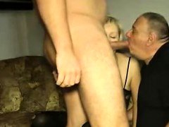 German bisex Fredda from 1fuckdatecom