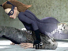 Catwoman the Breakneck