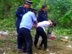 Oriental Girls Getting Arrested 6