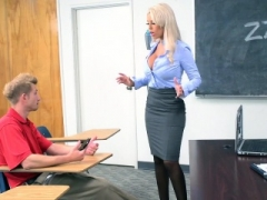 Brazzers - Melons at School - Highbrow Puss