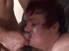 Real bbw Grown-up UGLY HAIRY Vag Getting down and dirty BOY.