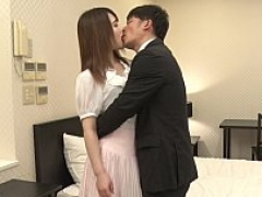 Japanese housewife groped a lot